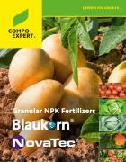 Cover Folder Blaukorn / NovaTec