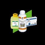 Produits conventionnels en arboriculture et espaces verts