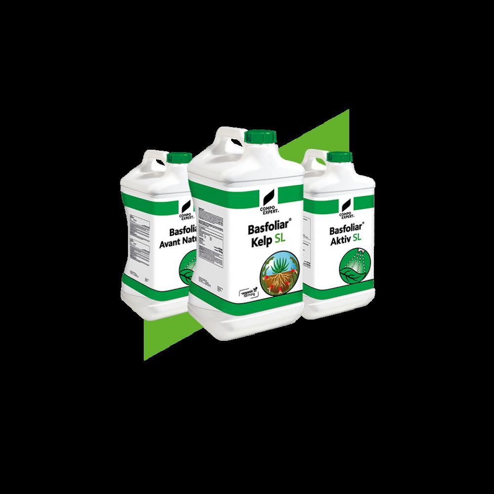 Biostimulants Basfoliar