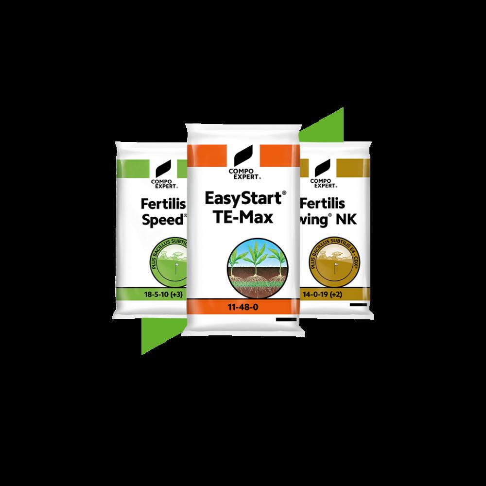 Produktgruppe Feingranulate