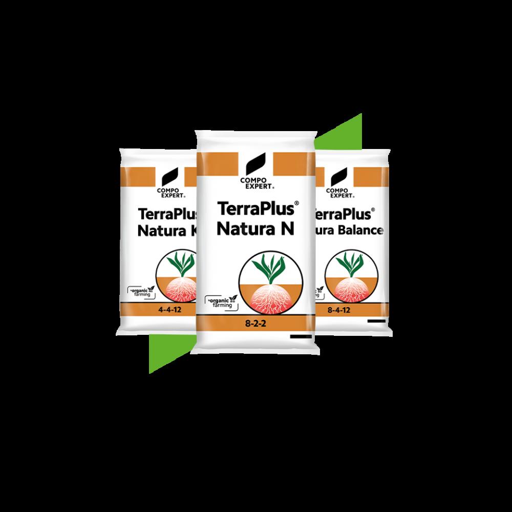 Produktgruppe TerraPlus Natura