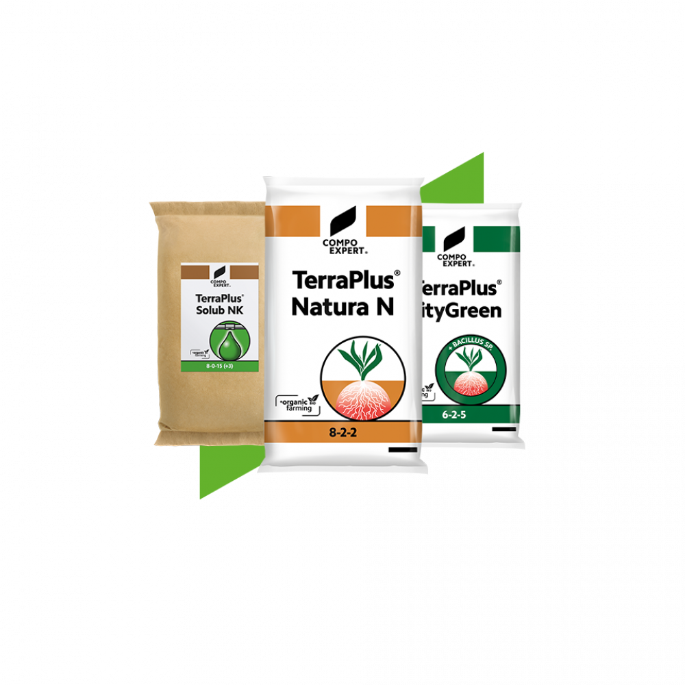 Product Group Organic & Organic Mineral Fertilizers